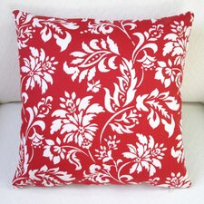 Wexford Geometric Floral Modern Indoor/Outdoor Throw Pillow (Set of 2)