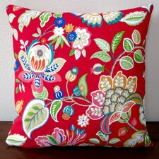 Floral in Modernative Outdoor Throw Pillow (Set of 2)