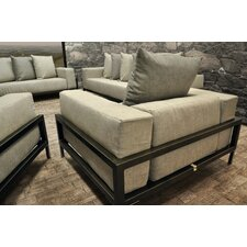 Nubis 4 Piece Deep Seating Group with Cushion