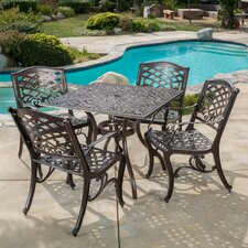 2017 Sale Tarleton 5 Piece Dining Set