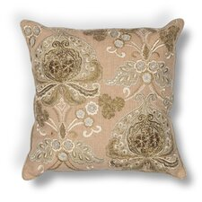 Bellock Indoor/Outdoor Cotton Throw Pillow