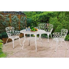 Chatelain 4 Piece Dining Set