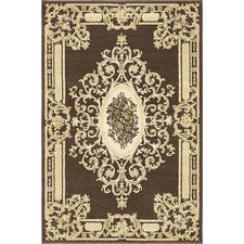 Levy Brown Area Rug