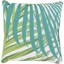 Balamos Indoor/Outdoor Polyester Throw Pillow
