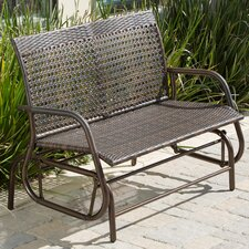Orchid Outdoor Swinging Bench