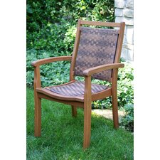 Etlingera Stacking Dining Arm Chair