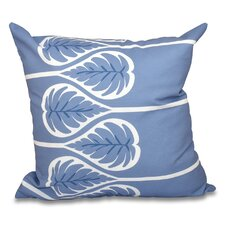 Kokenzie Fern 1 Outdoor Throw Pillow