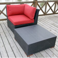 Scholtz 2 Piece Deep Seating Group with cushion