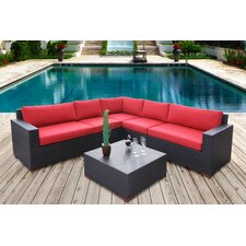 Scholtz 6 Piece Deep Seating Group with Cushion