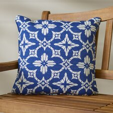 Bismarck Indoor/Outdoor Throw Pillow