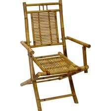 Porter Folding Dining Arm Chair