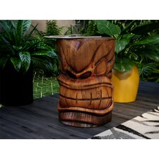 The Kanaloa Grand Tiki Sculptural Table