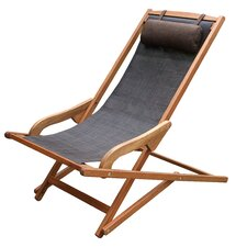 Discount Etlingera Beach Chair with Pillow
