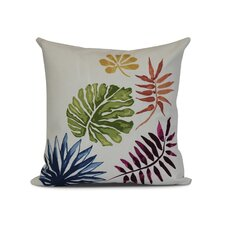 Costigan Brambles Floral Print Outdoor Throw Pillow