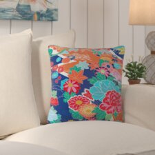 Amazing Angela Indoor/Outdoor Throw Pillow