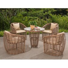Hillsborough 5 Piece Dining Set