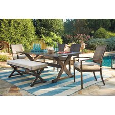 Girne 6 Piece Dining Set