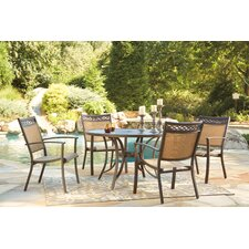 2017 Coupon Colville 5 Piece Round Dining Set