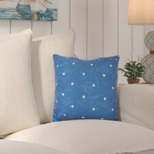 Dorothy Dot Geometric Outdoor Throw Pillow