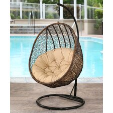 Tortola Swing Chair with Stand