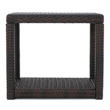 2017 Coupon Varosha Wicker Side Table
