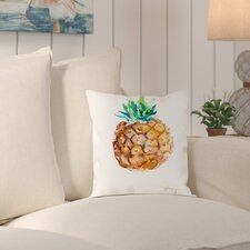 Rockwell Pineapple Outdoor Throw Pillow