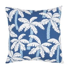 Paleosofos Coastal Indoor/Outdoor Throw Pillow