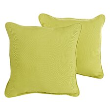 Parrish Indoor/Outdoor Throw Pillow (Set of 2)