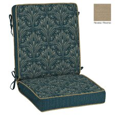 Royal Zanzibar Outdoor Reversible Chair Cushion