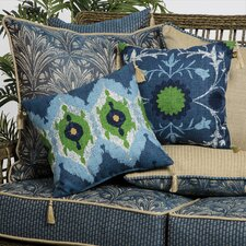 Royal Zanzibar Reversible Outdoor Throw Pillow (Set of 2)