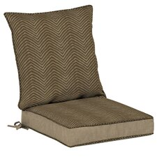 Zebra Snap Dry? Outdoor Dining Seat Cushion