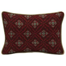 Geo Floral Outdoor Lumbar Pillow (Set of 2)