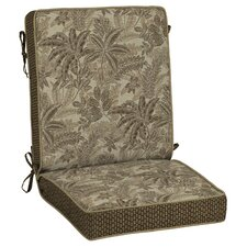 Palmetto Outdoor Lounge Chair Cushion