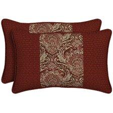 Venice Outdoor Lumbar Pillow (Set of 2)