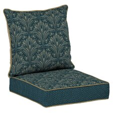 Royal Zanzibar Snap Dry? Outdoor Deep Seat Cushion