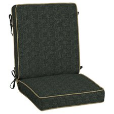 Tangier Stitch Snap Dry? Outdoor Lounge Chair Cushion