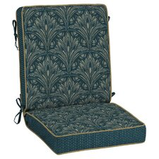 Royal Zanzibar Snap Dry? Outdoor Lounge Chair Cushion