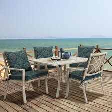 Valencia Royal Zanzibar 5 Piece Dining Set