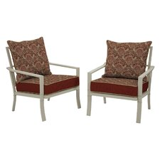 Valencia Vencie Bombay Outdoors Snap Dry Chair (Set of 2)