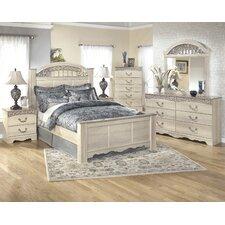 Johnby Panel Customizable Bedroom Set