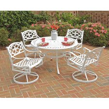 Bodrum 5 Piece Dining Table Set