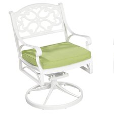 Van Glider Swivel Chair with Cushions