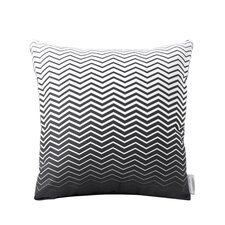 Zigzag Turkish Cotton Indoor/Outdoor Throw Pillow
