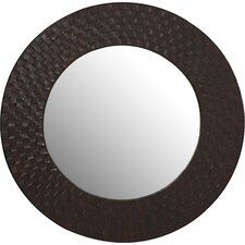 Angelica Round Wall Mirror