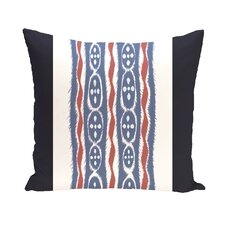 Belbekkar Stripes Print Outdoor Pillow