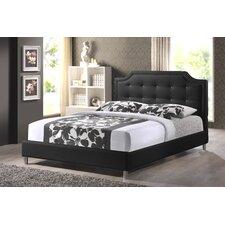Blanke Upholstered Platform Bed  Mercer41