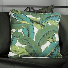 Bultfontein Leaves Outdoor Throw Pillow