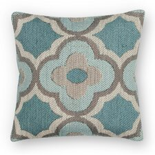 Newcastle Filigree Indoor/Outdoor Throw Pillow