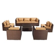 Molokai 8 Piece Deep Seating Group