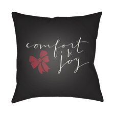 Great price Comfort & Joy Indoor/Outdoor throw cushion